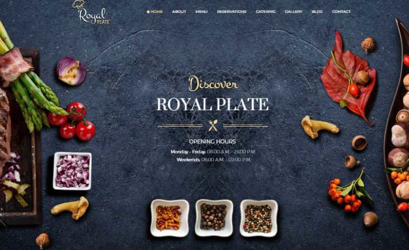 117 Must-Have For Your Restaurant Website
