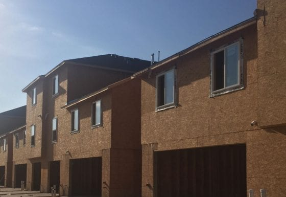 Mills Road Townhomes
