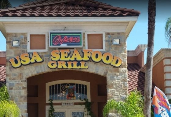 USA Seafood Grill & Bar #2