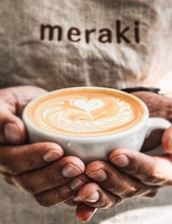 Hot drinks Meraki