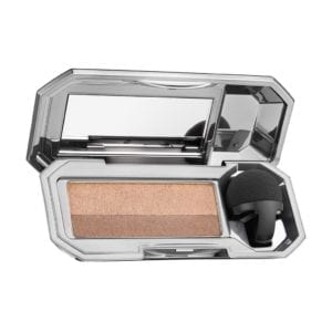 They're real! duo eyeshadow blender