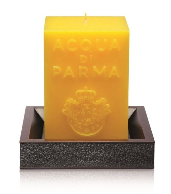 CUBE CANDLE - COLONIA